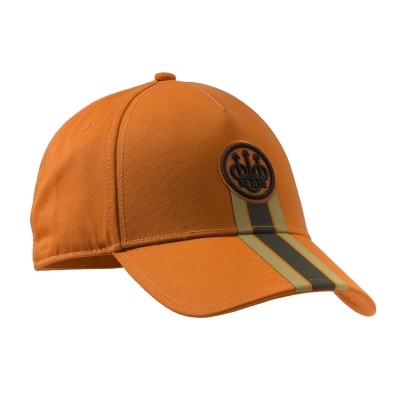 ΚΑΠΕΛΟ BERETTA CORPORATE STRIPED 0024 CAP ORANGE