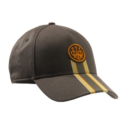 ΚΑΠΕΛΟ BERETTA CORPORATE STRIPED 0024 CAP BROWN