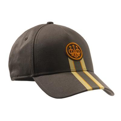 ΚΑΠΕΛΟ BERETTA CORPORATE STRIPED 0024 CAP BROWN