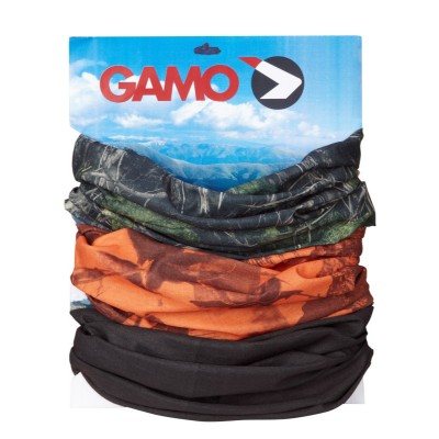 ΛΑΙΜΟΥΔΙΕΡΑ GAMO NECK WARMER SET 3 TMX